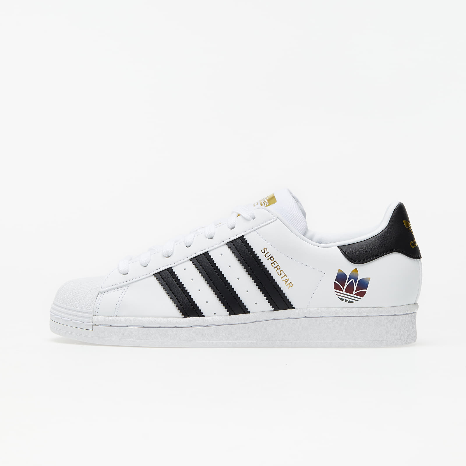 adidas Superstar W Ftw White/ Core Black/ Gold Metalic EUR 39 1/3