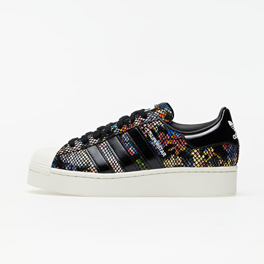 adidas Superstar Bold WCore Black/ Off White/ Red