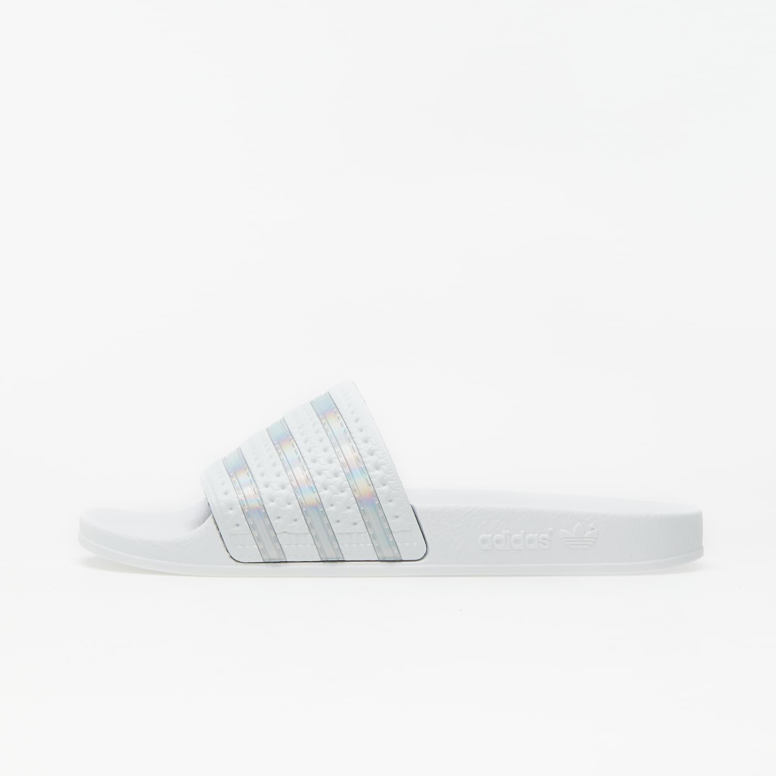 Dámske topánky a tenisky adidas Adilette W Crystal White/ Ftw White/ Crystal White