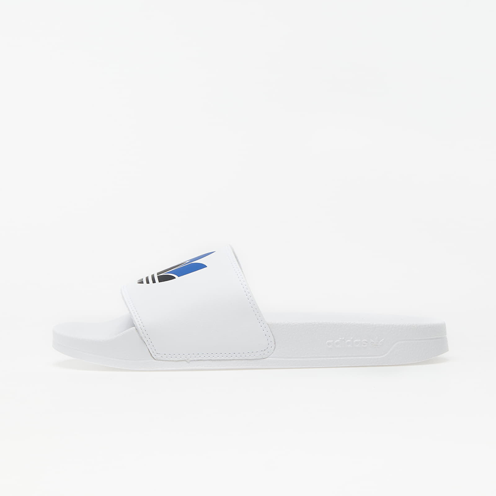 Γυναικεία παπούτσια adidas Adilette Lite W Ftw White/ Core Black/ Royal Blue
