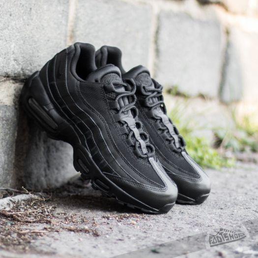 Nike Air Max 95 Essential BlackBlack Black | Footshop