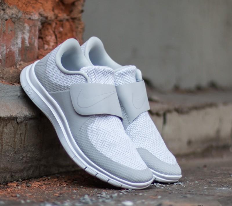 the latest b5813 c6902 Nike Free Socfly Pure Platinum Pure Platinum-White