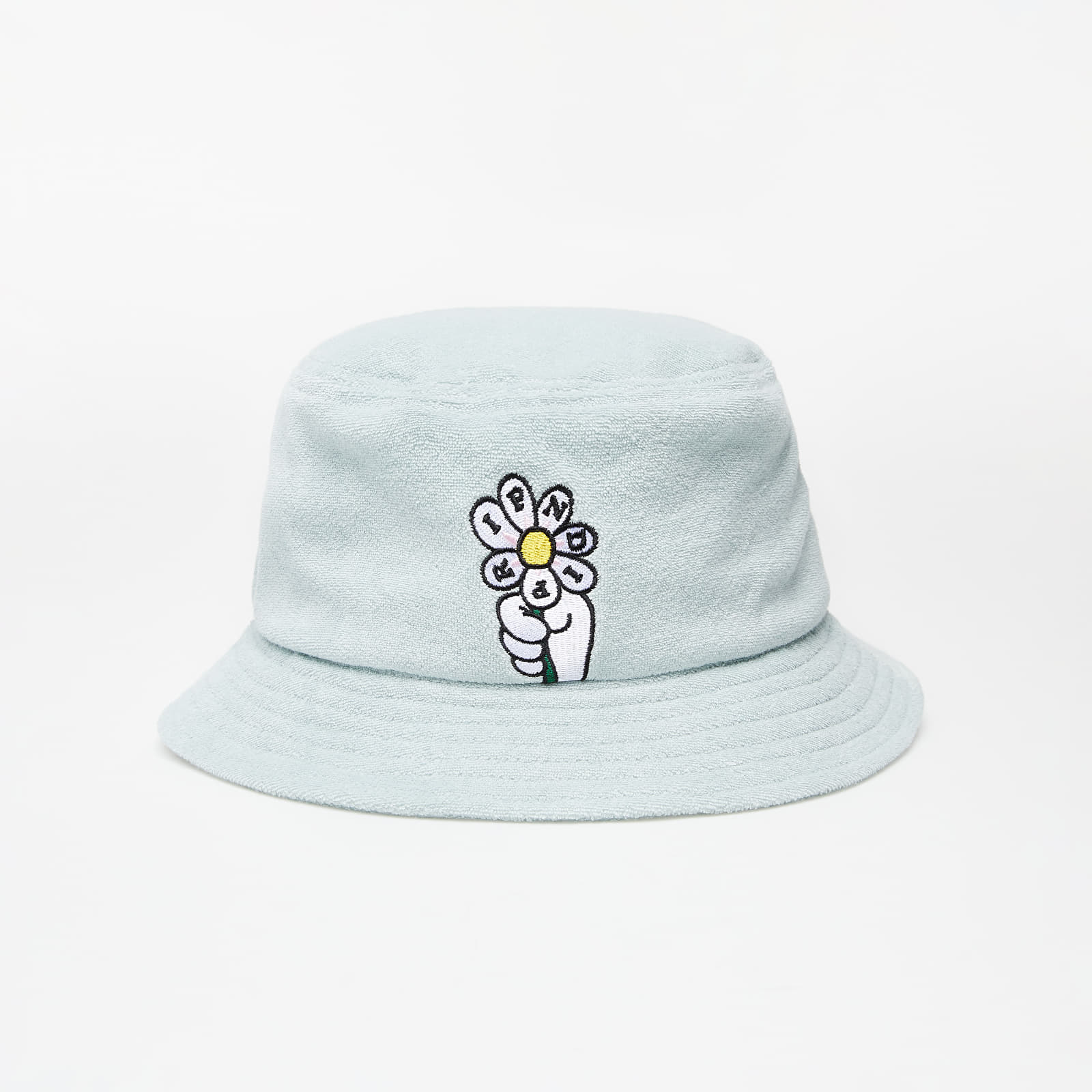 Шляпы RIPNDIP She Loves Me Not Sherpa Bucket Hat Mint