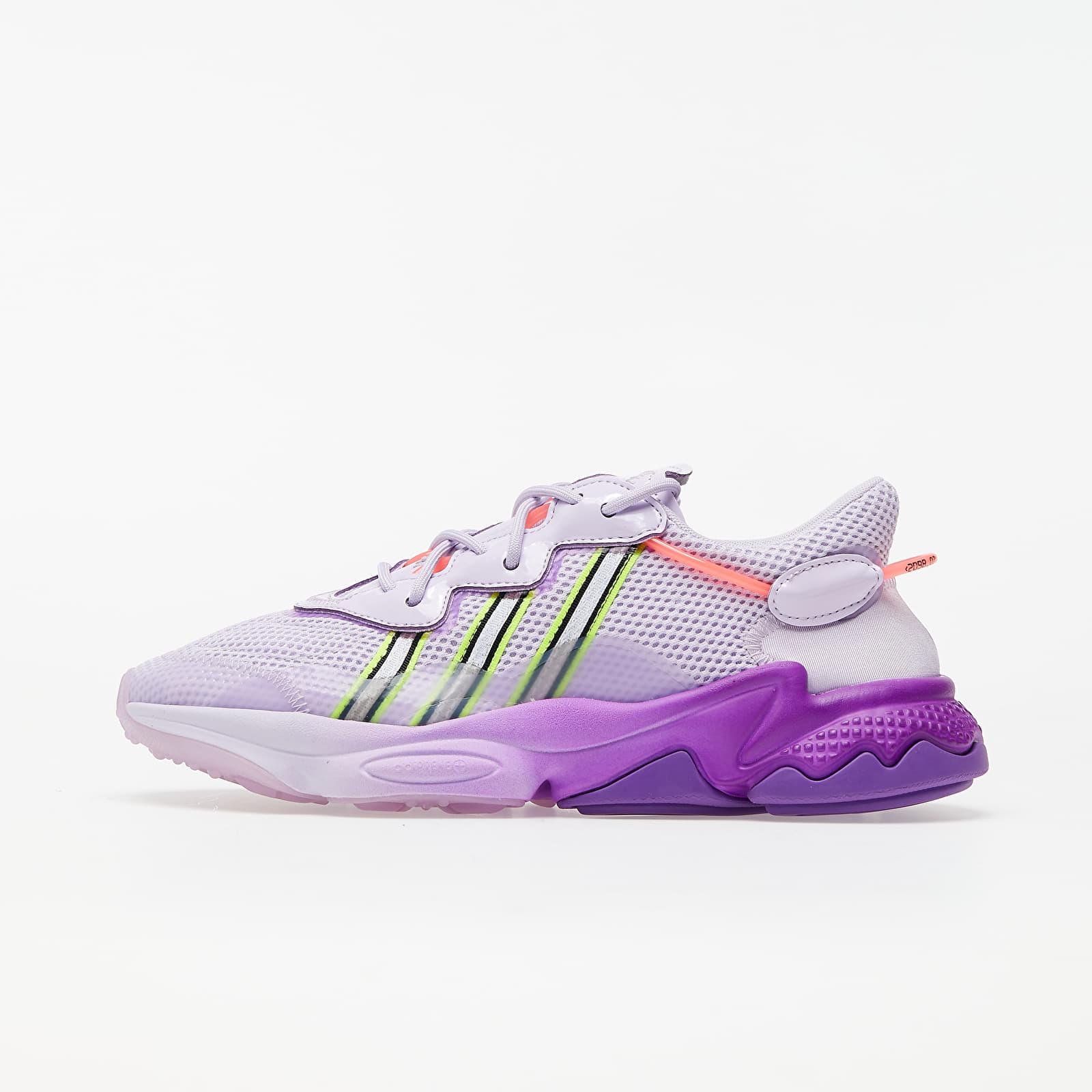 Γυναικεία παπούτσια adidas Ozweego W Blizard Purple/ Ftw White/ Signature Pink