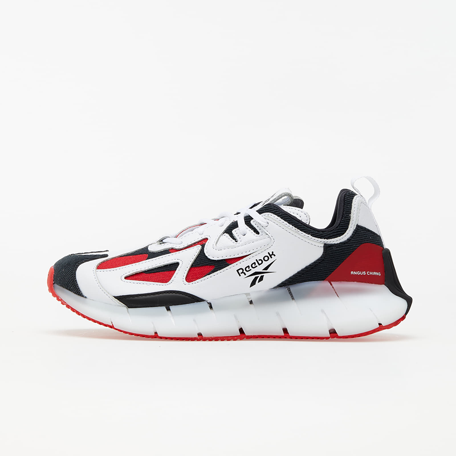 Men's shoes Reebok Zig Kinetica Concept White/ Vecred/ Black