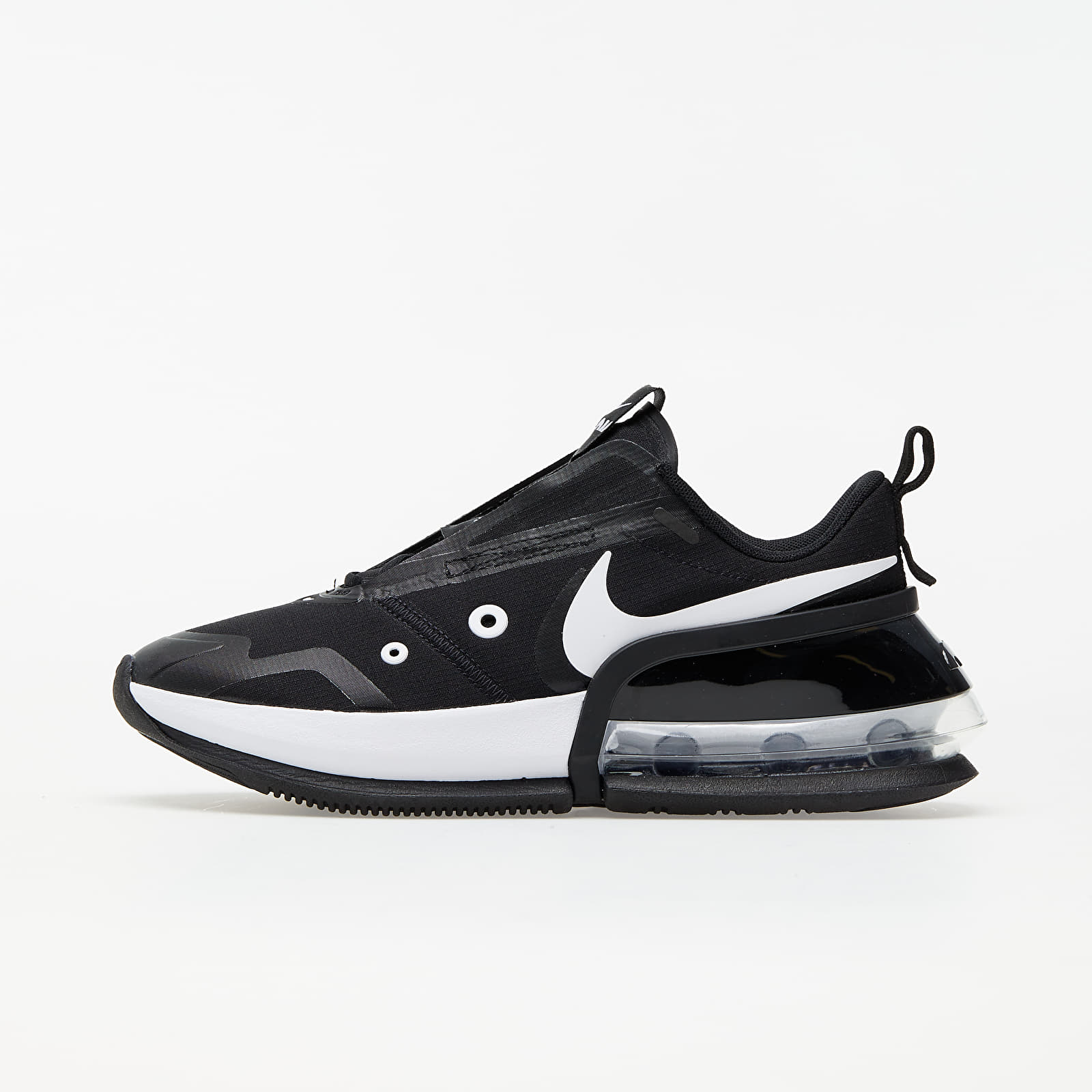 Nike W Air Max Up Black/ White-Metallic Silver EUR 41