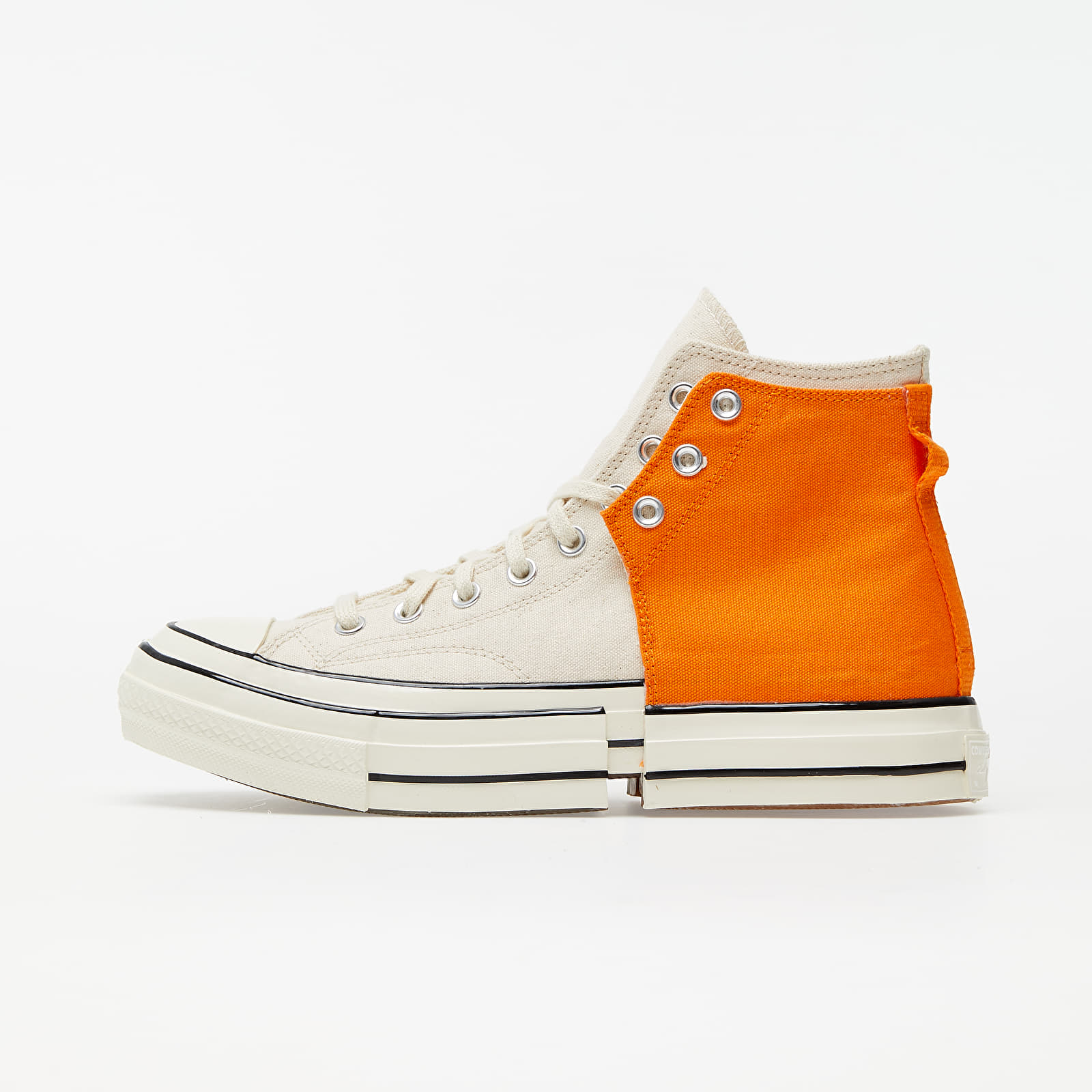 Men's shoes Converse x Feng Chen Wang Chuck 70 2 in 1 Persimmon Orange/ Natural Ivory