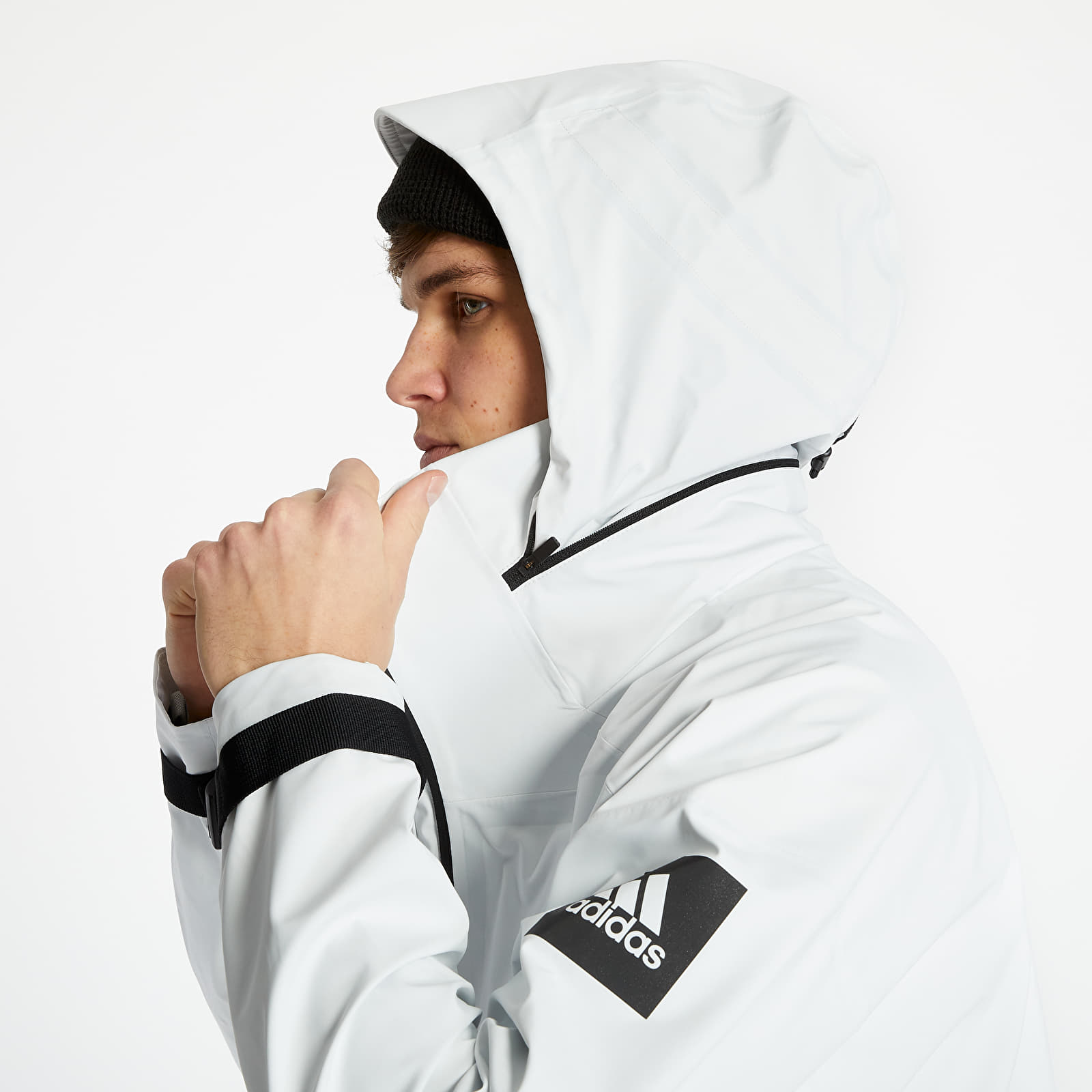 Bundy adidas Myshelter Parka Core White