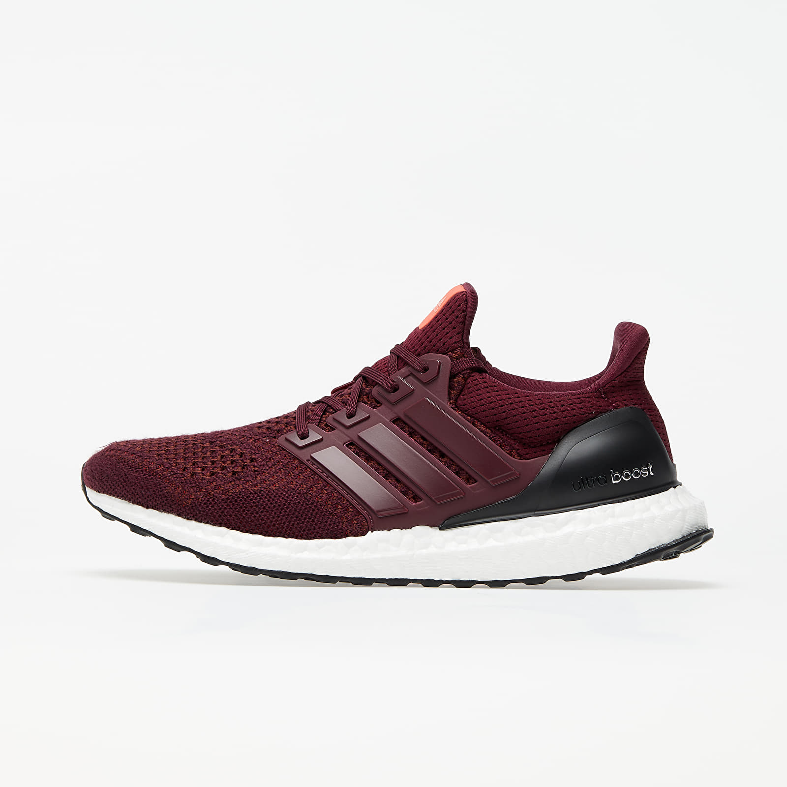 Men's shoes adidas UltraBOOST Ltd. Maroon/ Maroon/ Core Black