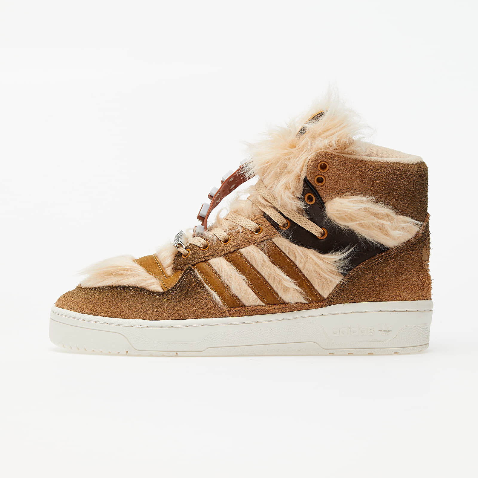 Men's shoes adidas x Star Wars Rivalry Hi Raw Desert/ Mesa/ Core White