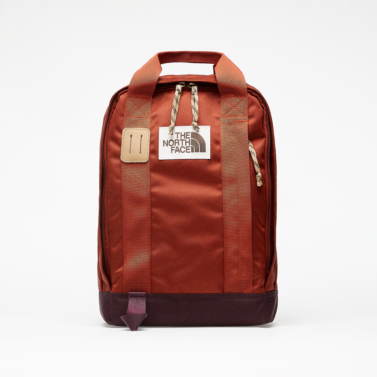Mochilas The North Face Tote Pack Brandy Brown/ Root Brown
