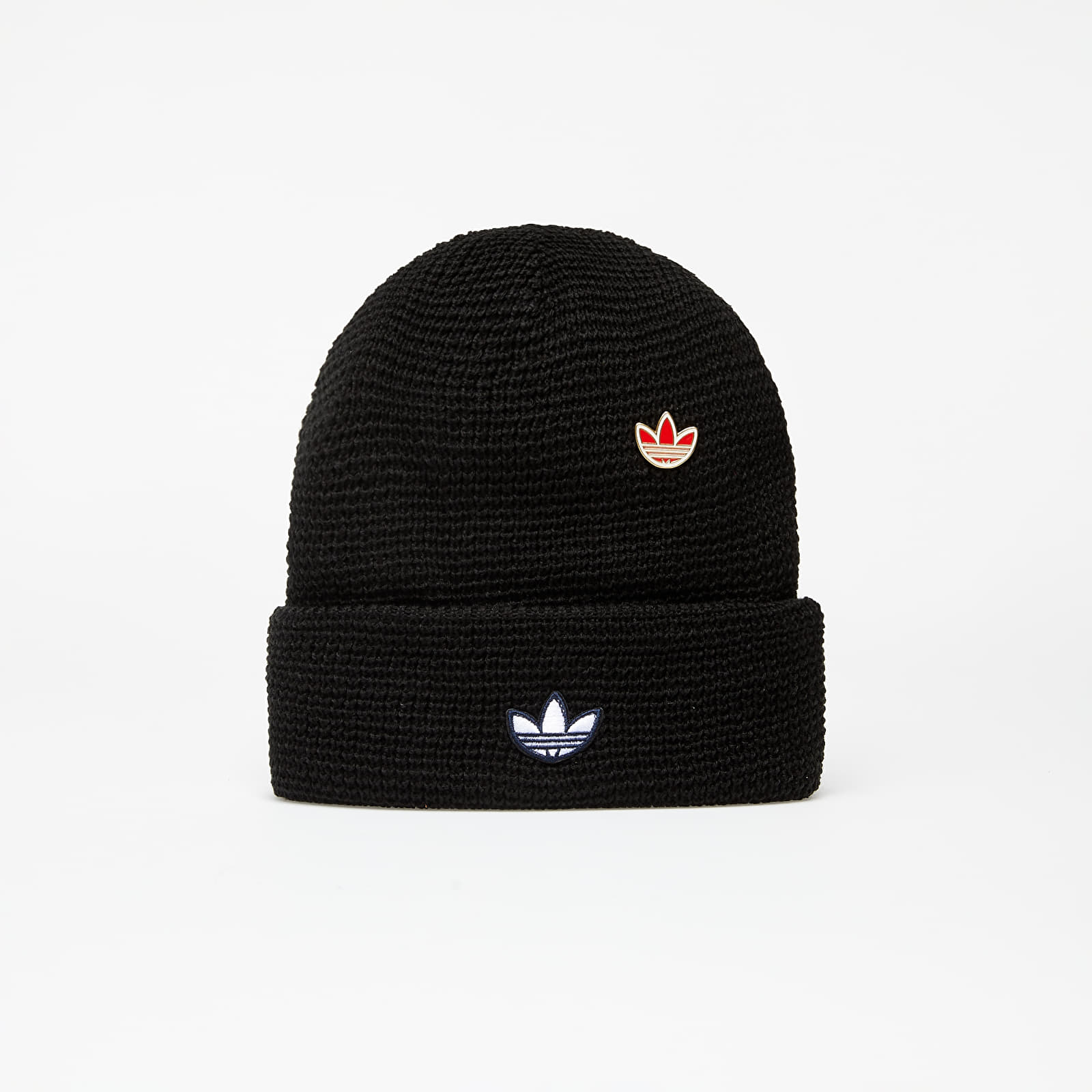 Hats adidas Adicolor Waffle Cuff Knit Black