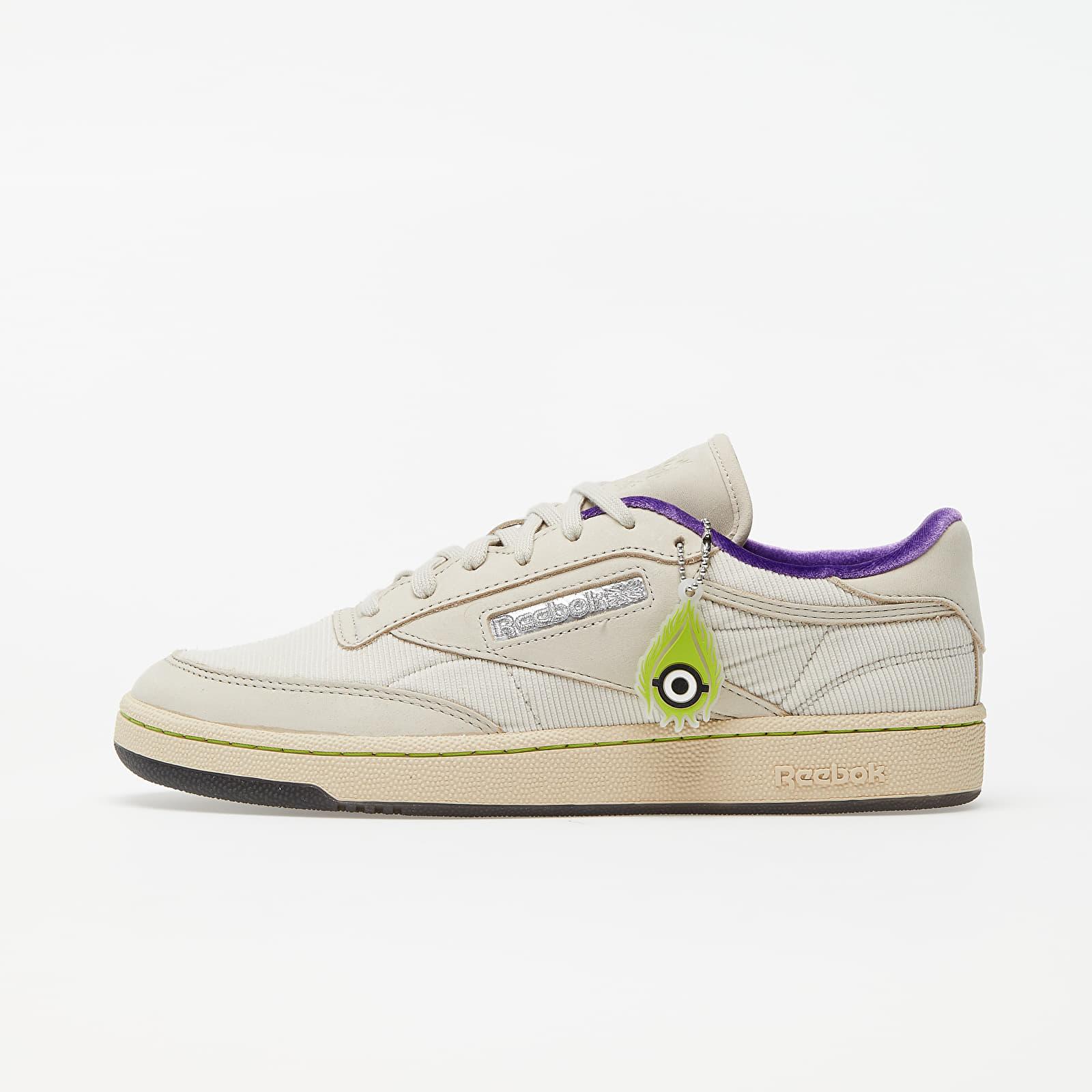 Pánske tenisky a topánky Reebok x Minions Club C 85 Mu Stucco/ Stucco/ Reebok Lee 6