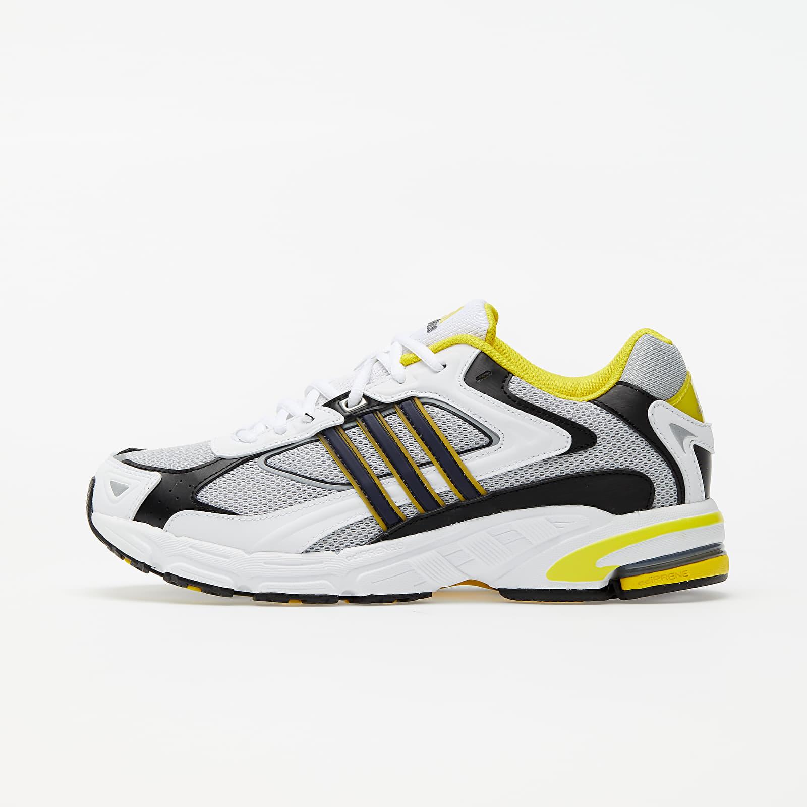 Încălțăminte și sneakerși pentru bărbați adidas Response CL Ftwr White/ Core Black/ Yellow