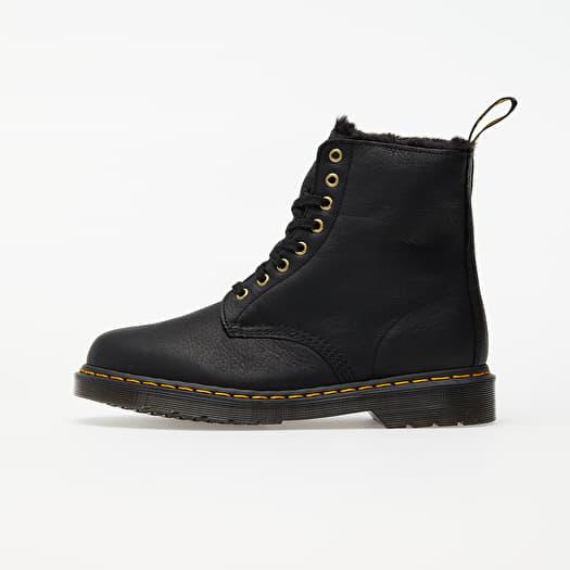 Sneaker Dr Martens Dr. Martens 1460 Pascal Fl 8 Eye Boot Black