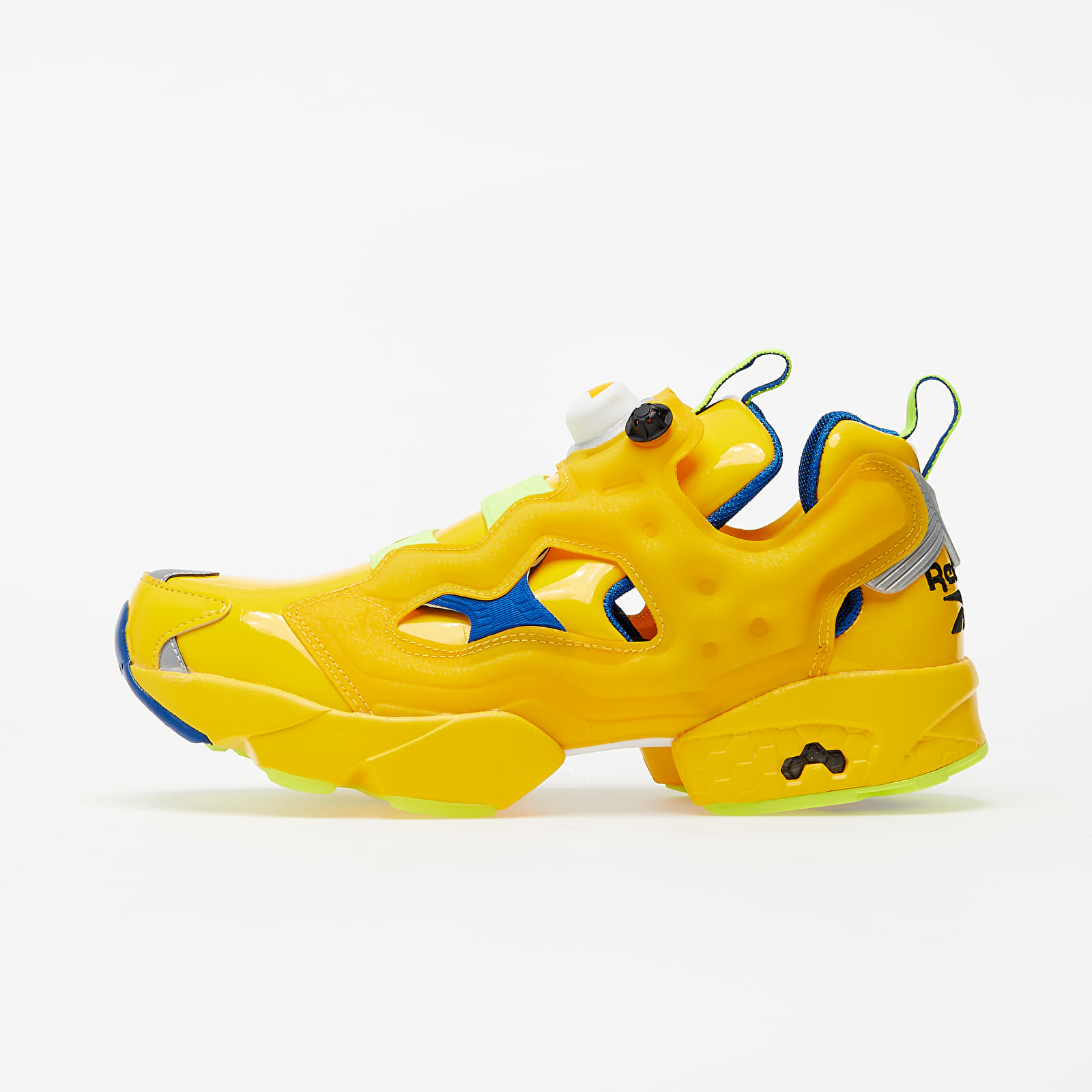 Chaussures et baskets homme Reebok x Minions Instapump Fury MU Primal Yellow/ Solar Yellow/ Humble Blue