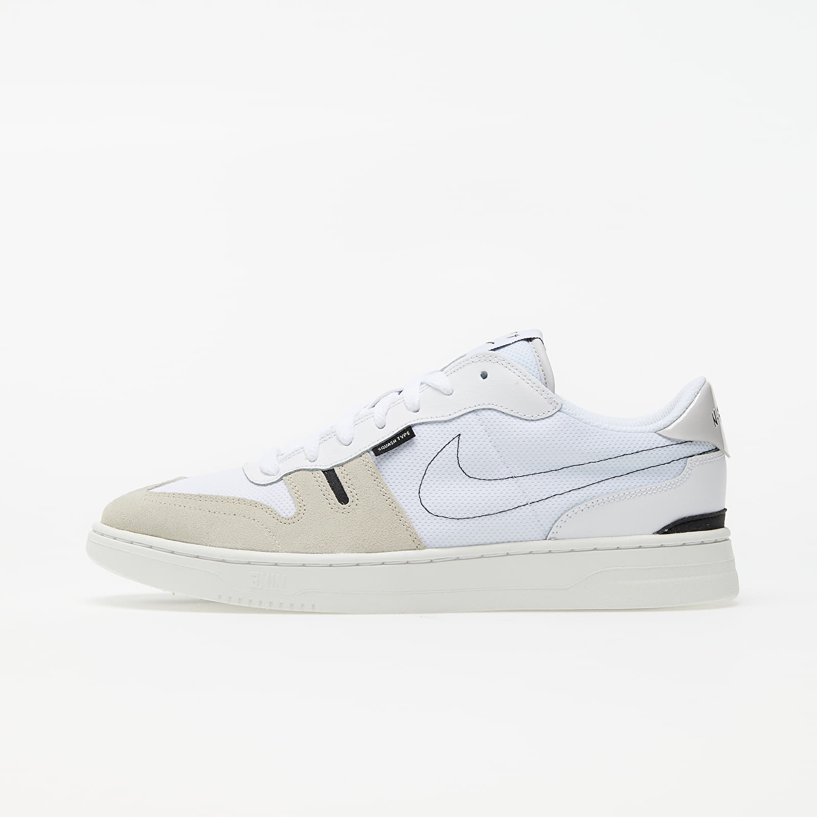 Férfi cipők Nike Squash-Type Summit White/ White-Black-Vast Grey