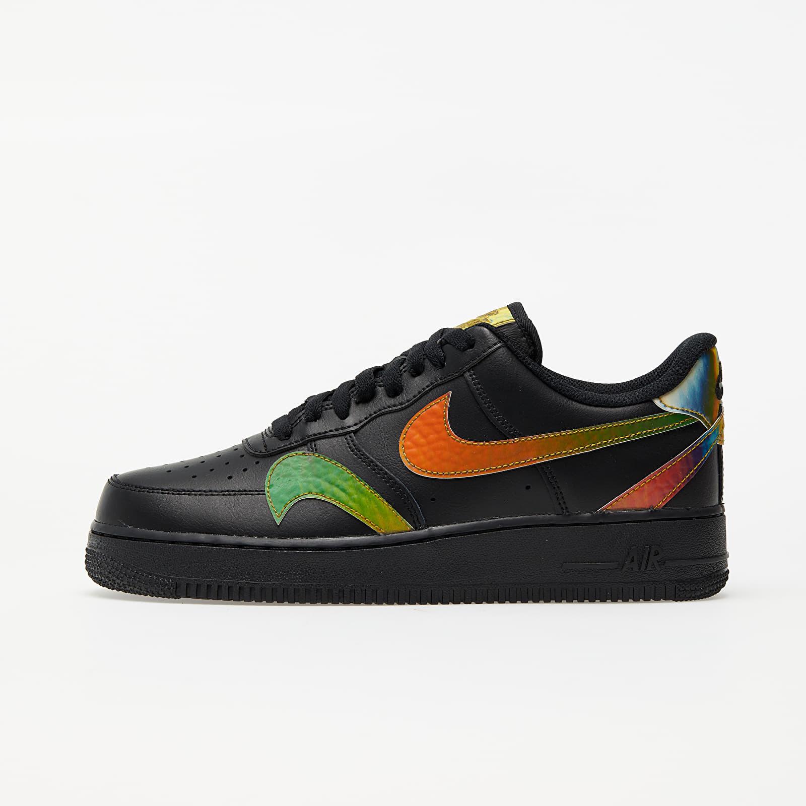 Scarpe e sneaker da uomo Nike Air Force 1 '07 LV8 Black/ Multi-Color-Black