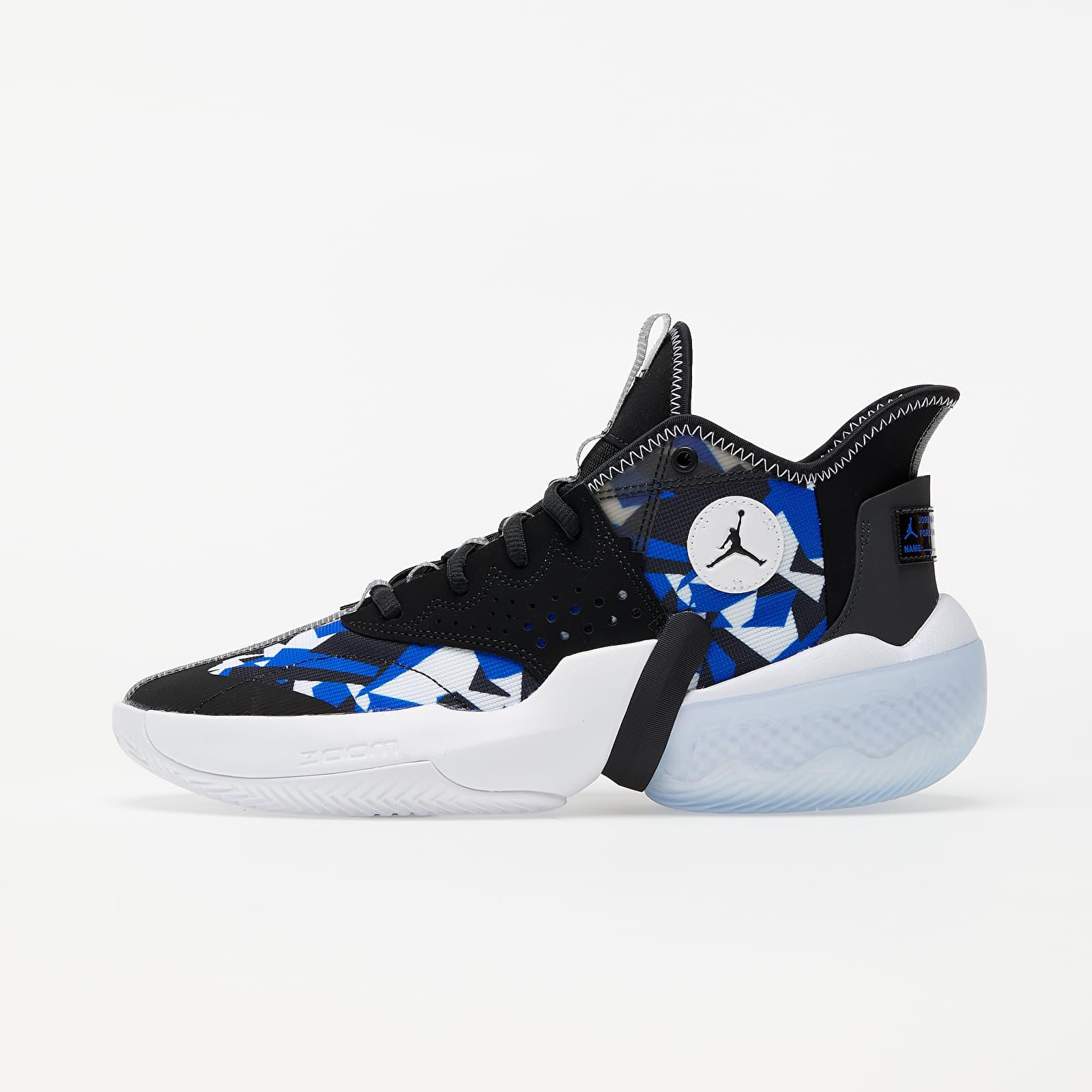 Zapatillas Hombre Jordan React Elevation Black/ Racer Blue-White-Ice