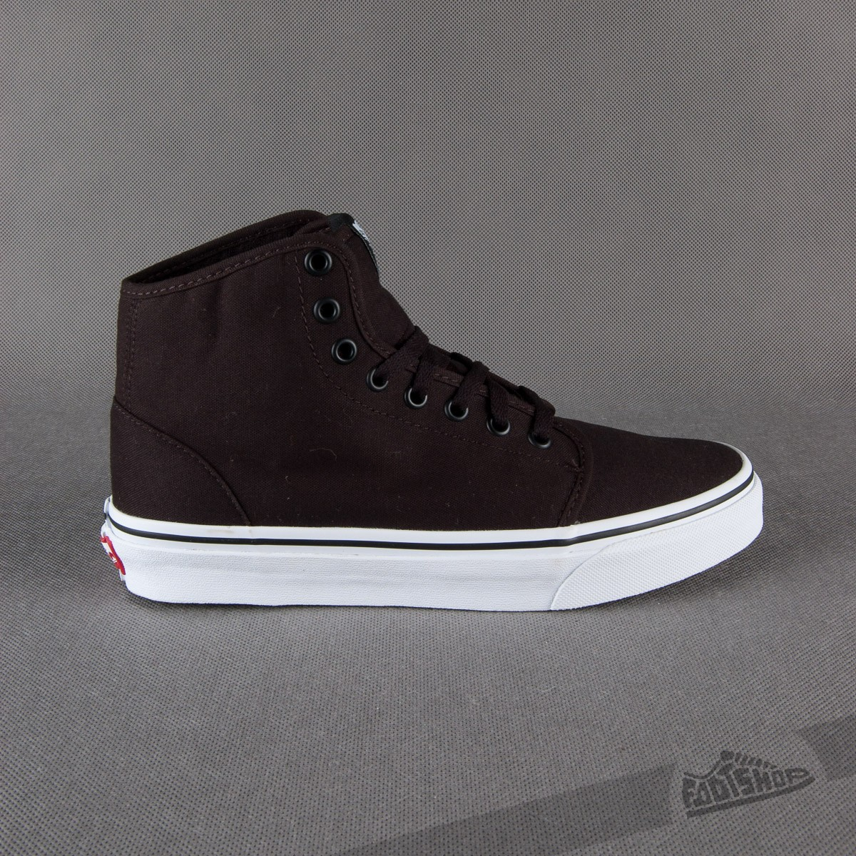 78d0740f1678 Vans 106 HI Black True White