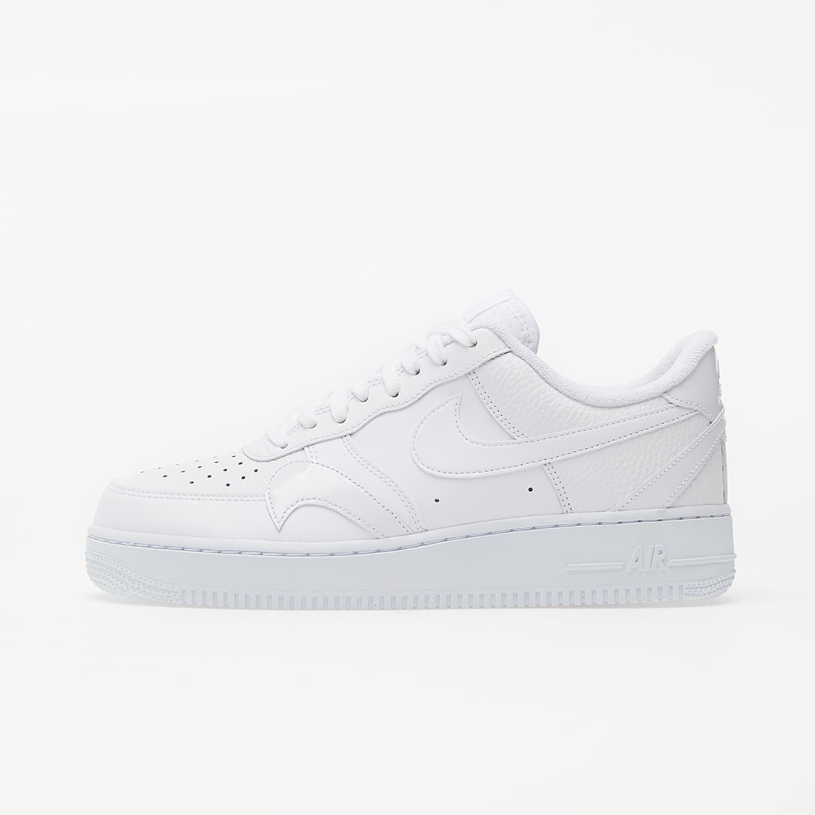 Buty męskie Nike Air Force 1 '07 LV8 White/ White-White