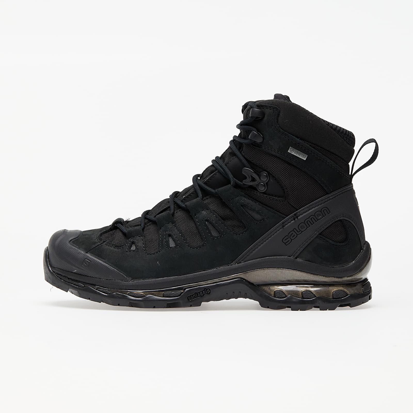 Мъжки кецове и обувки Salomon Quest 4D Gtx Advanced Black/ Black/ Magnet