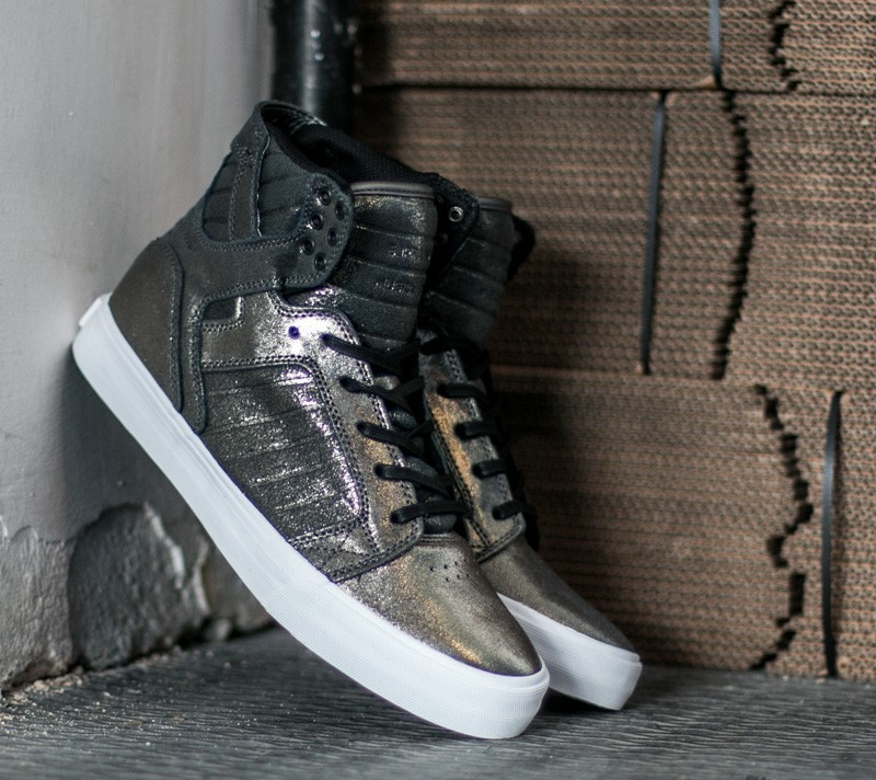 0ada74684658 Supra Skytop Pewter Metallic White