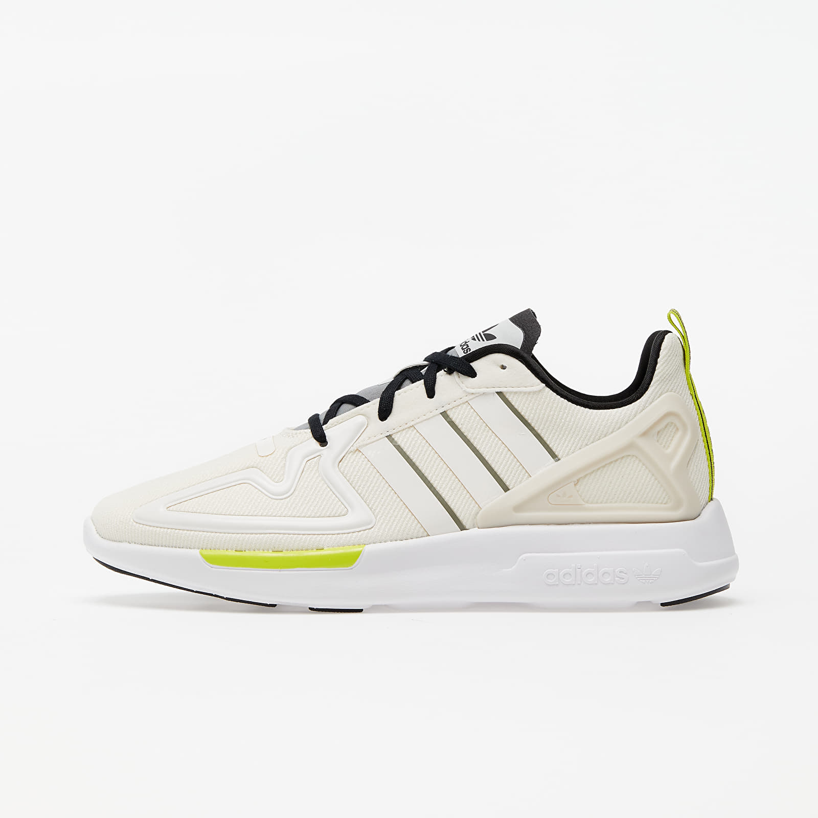adidas ZX 2K Flux W Core White/ Core Black/ Fear Grey EUR 38
