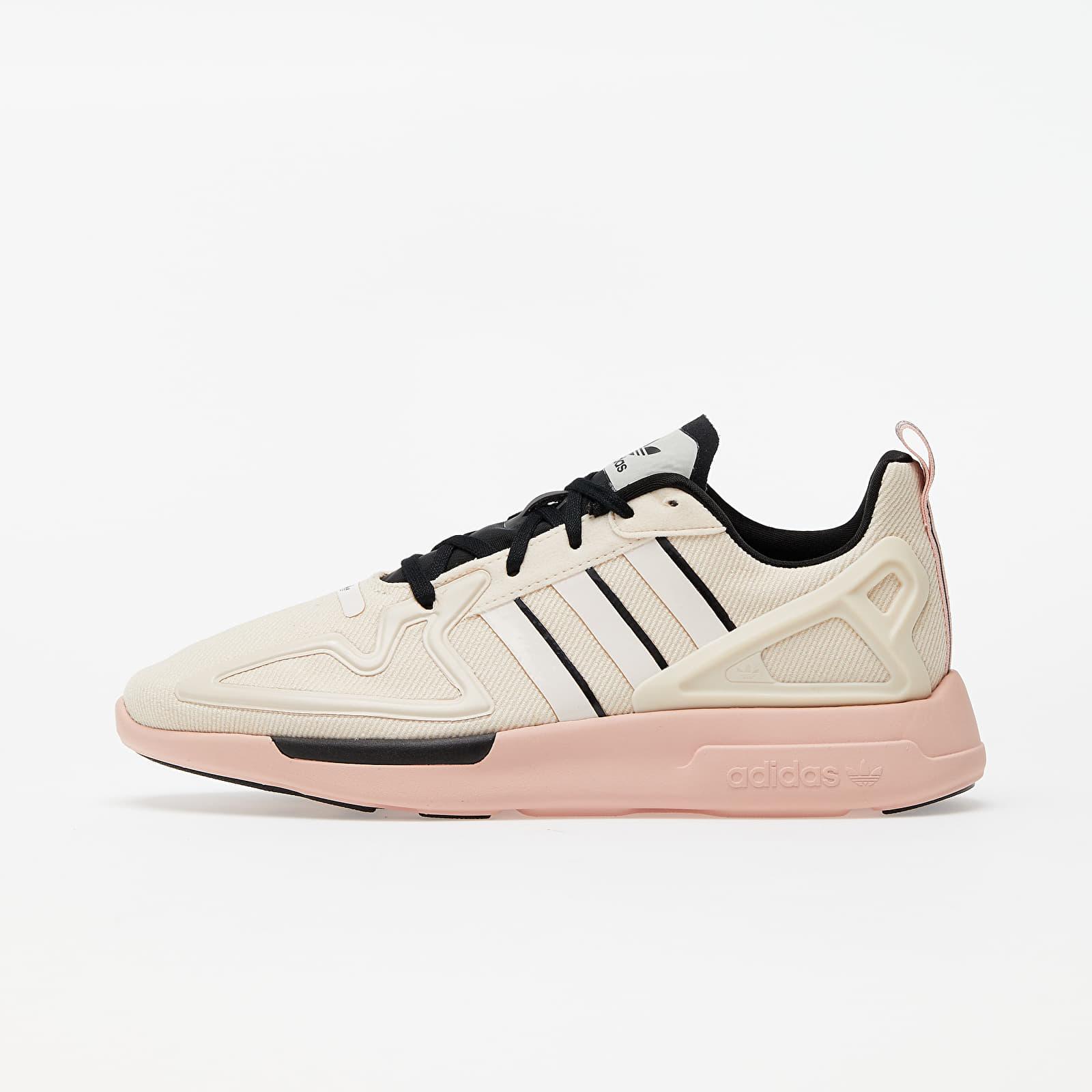 adidas ZX 2K Flux W Linen/ Core Black/ Vapour Pink EUR 37 1/3