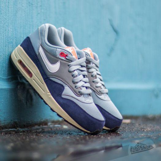 Nike Wmns Air Max 1 Essential Blue Grey White Bright