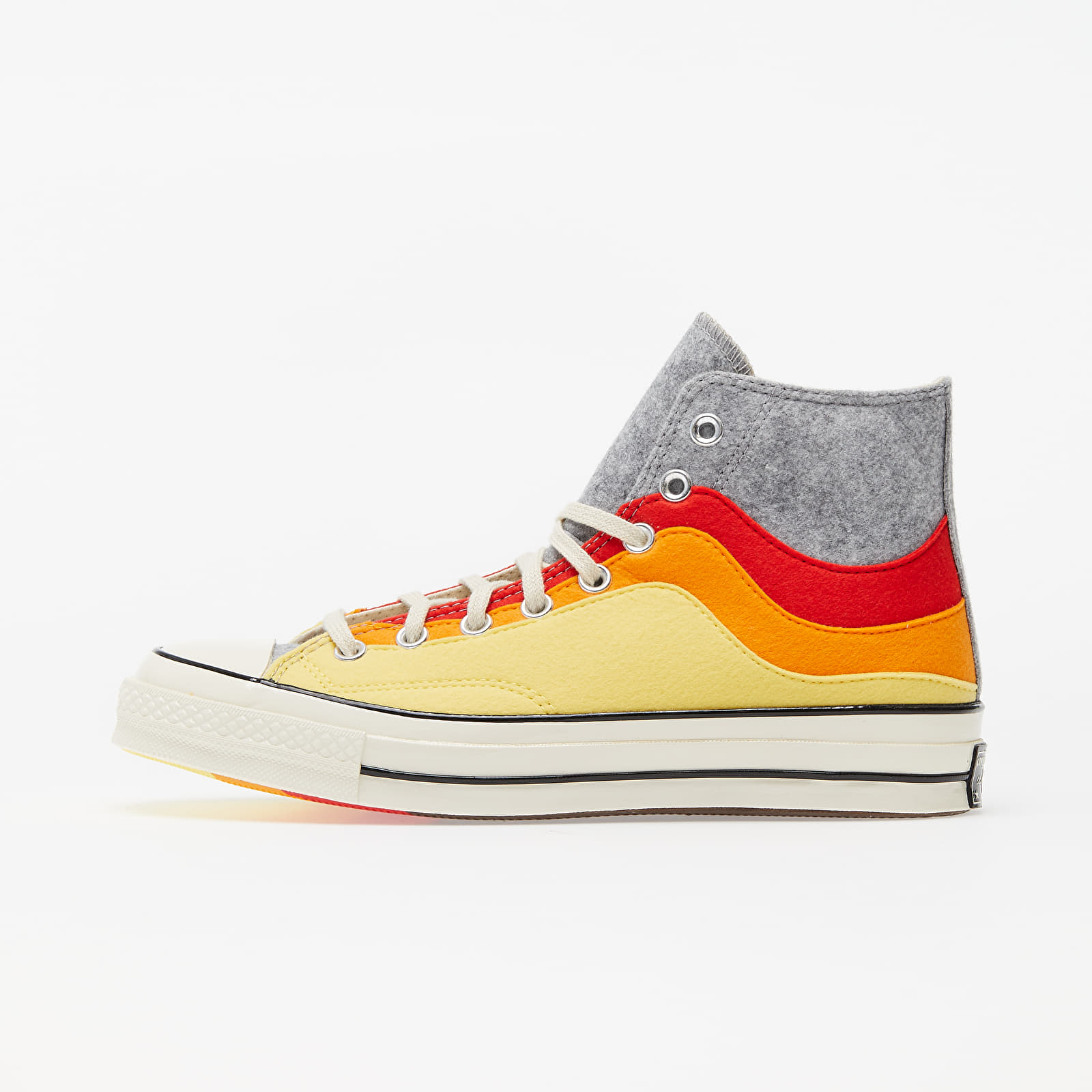 Men's shoes Converse Chuck 70 Storm Front/ Yellow Cream/ Egret