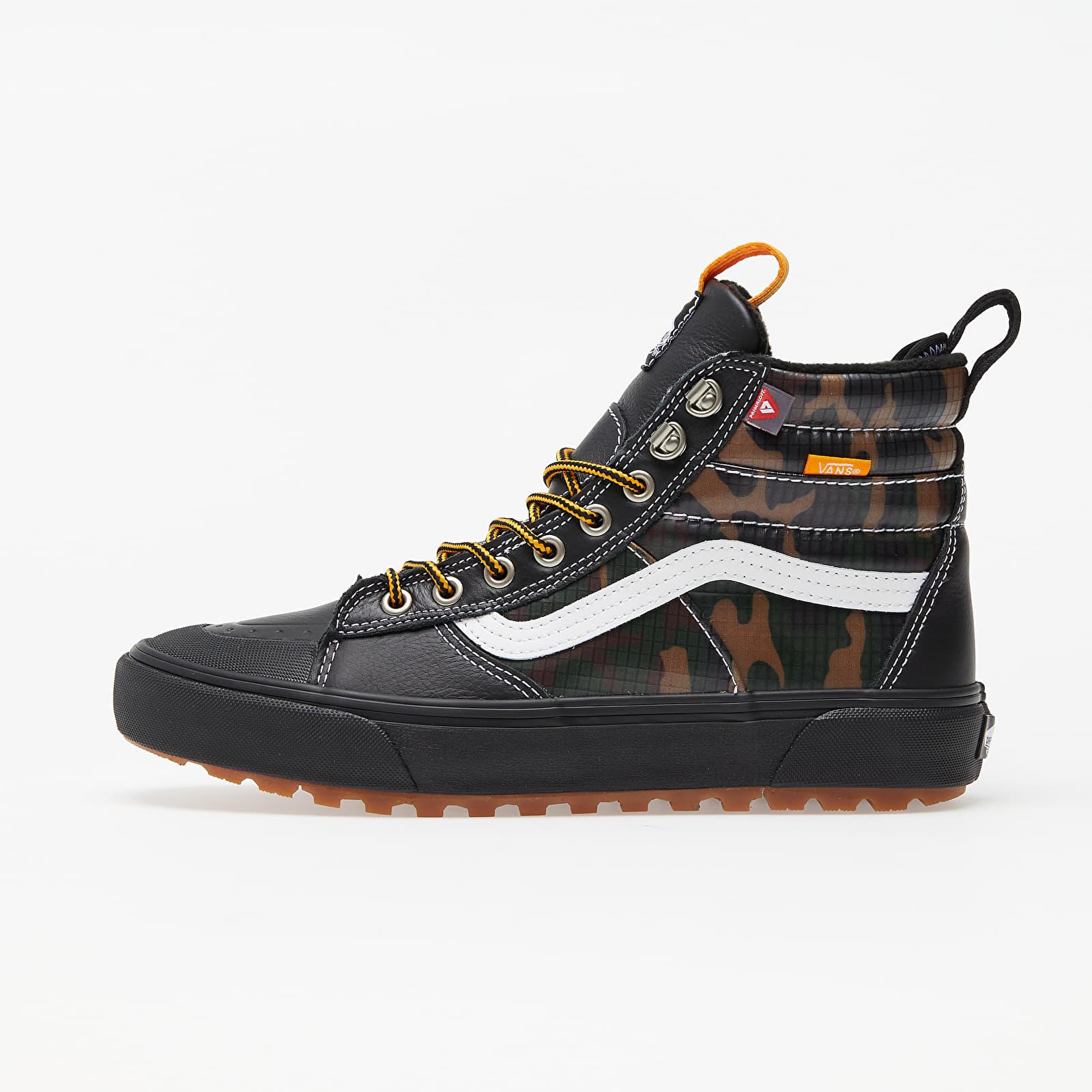 Men's shoes Vans Sk8-Hi MTE 2.0 DX (MTE) Black/ Camo