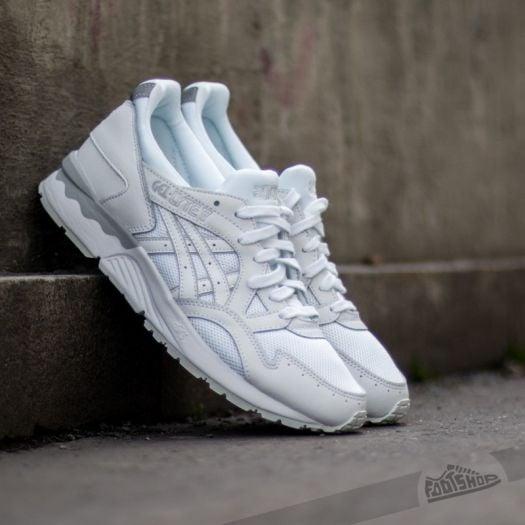 buy online e31b8 9a381 Asics Gel Lyte V White/ White | Footshop