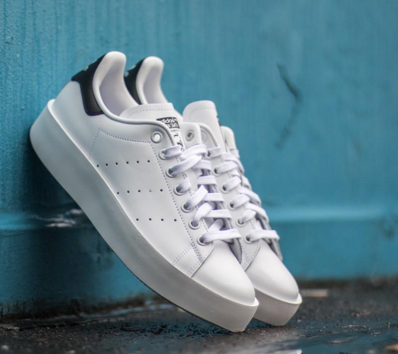 adidas Stan Smith Bold W Ftw White  Ftw White  Core Black   Footshop 3ea0c3f77b