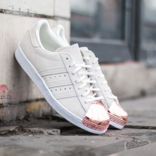 80s Adidas W Superstar Copper White Toe Metal Off O8nXZN0kwP