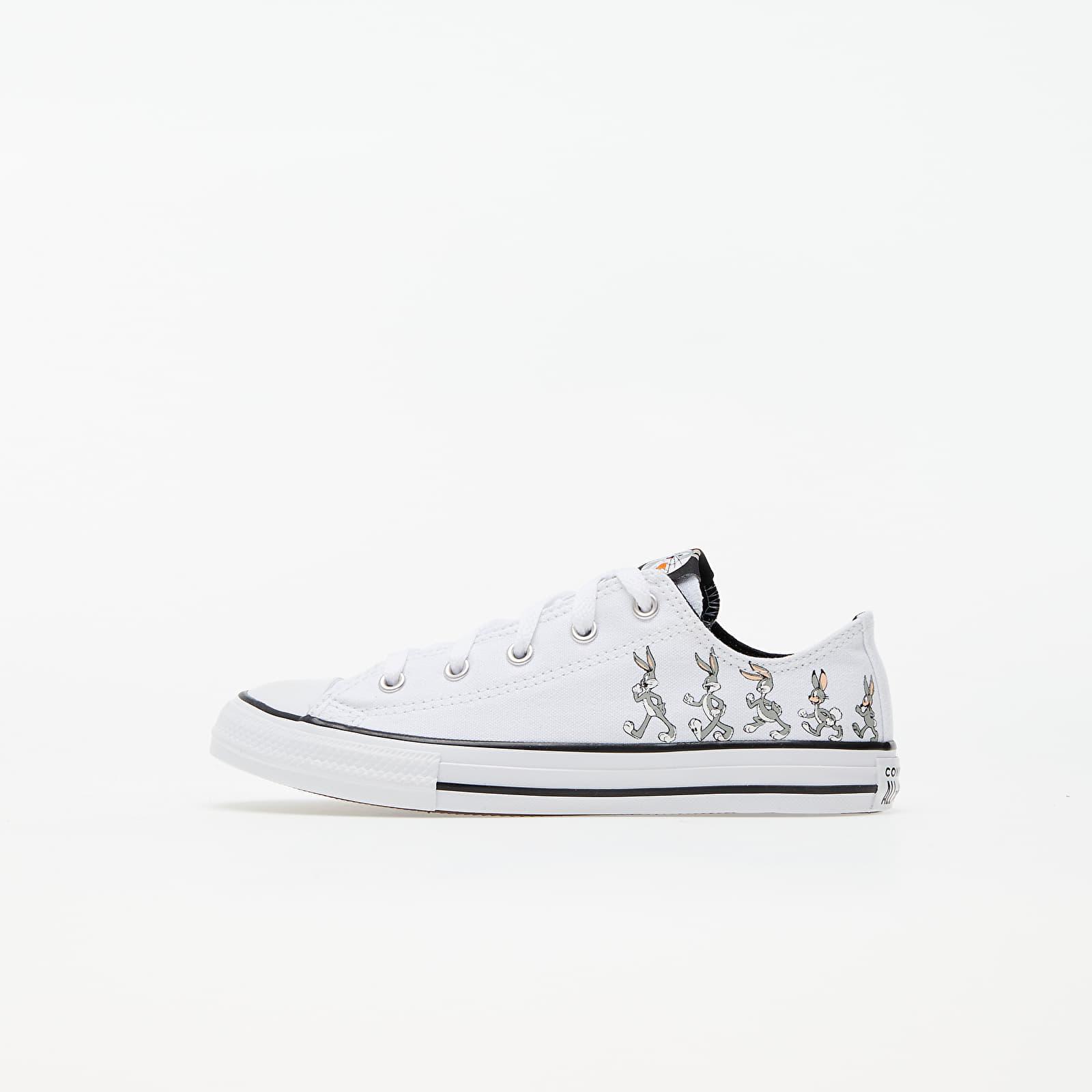 Converse x Bugs Bunny Chuck Taylor All Star OX Grey/ White EUR 32