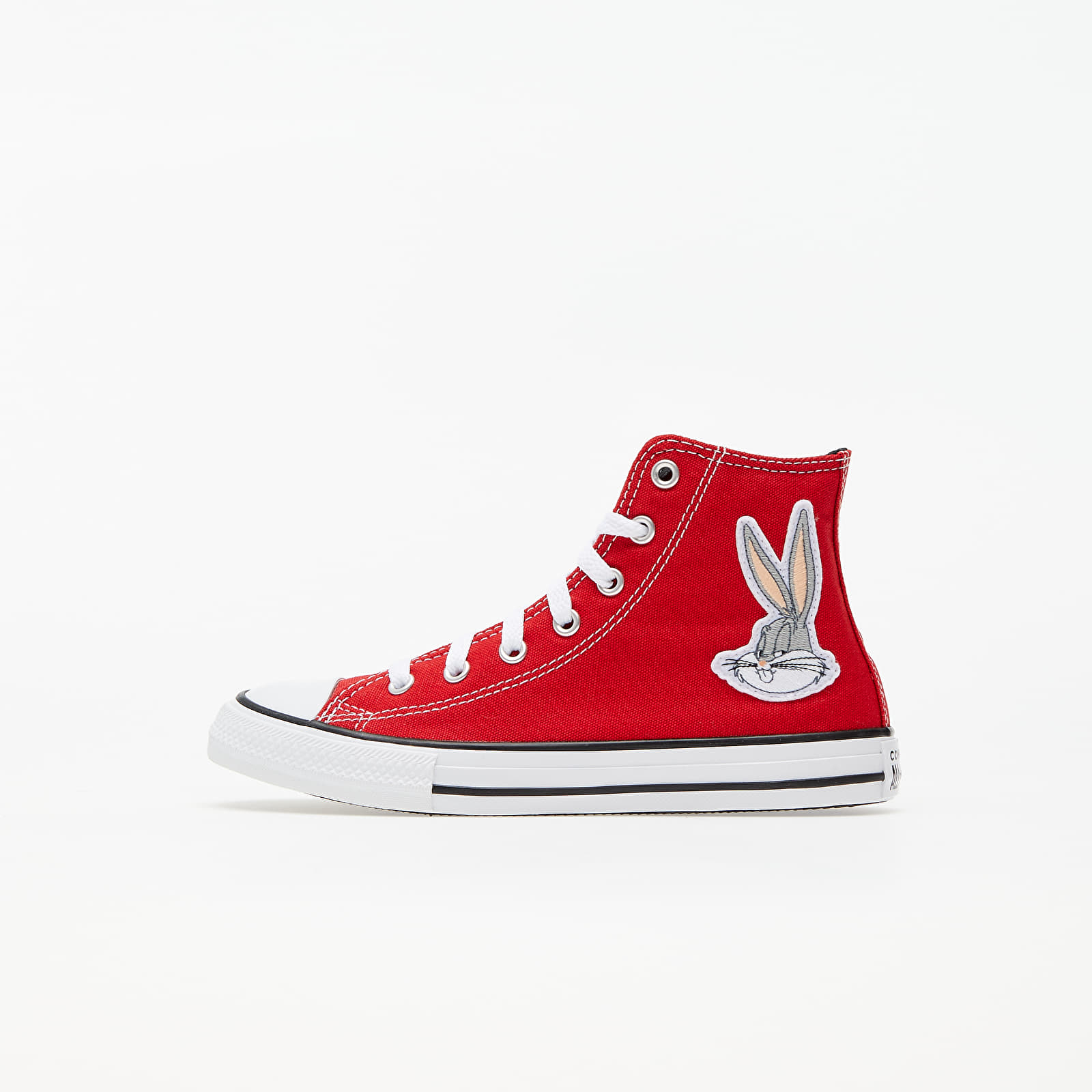 Converse x Bugs Bunny Chuck Taylor All Star Hi Red/ White EUR 33.5