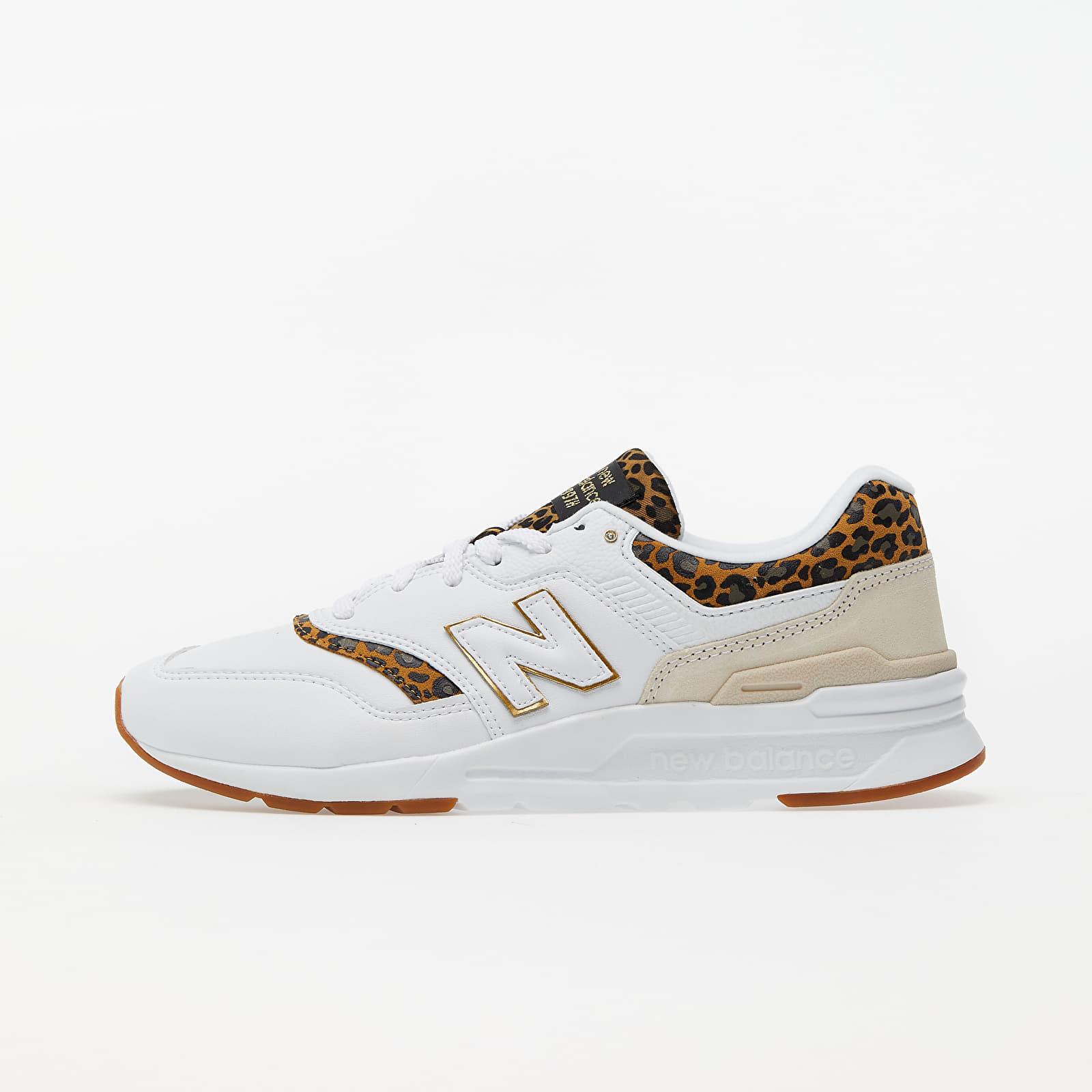 New Balance 997 White | Footshop