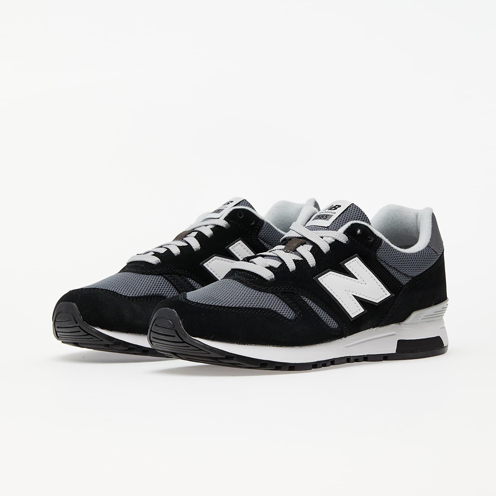 New Balance 565 Black/ Grey | Footshop
