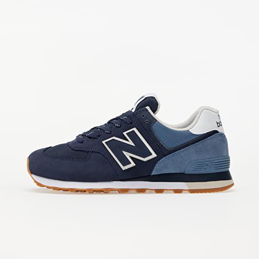 Ewell Crítico Cenar  Men's shoes New Balance 574 Navy