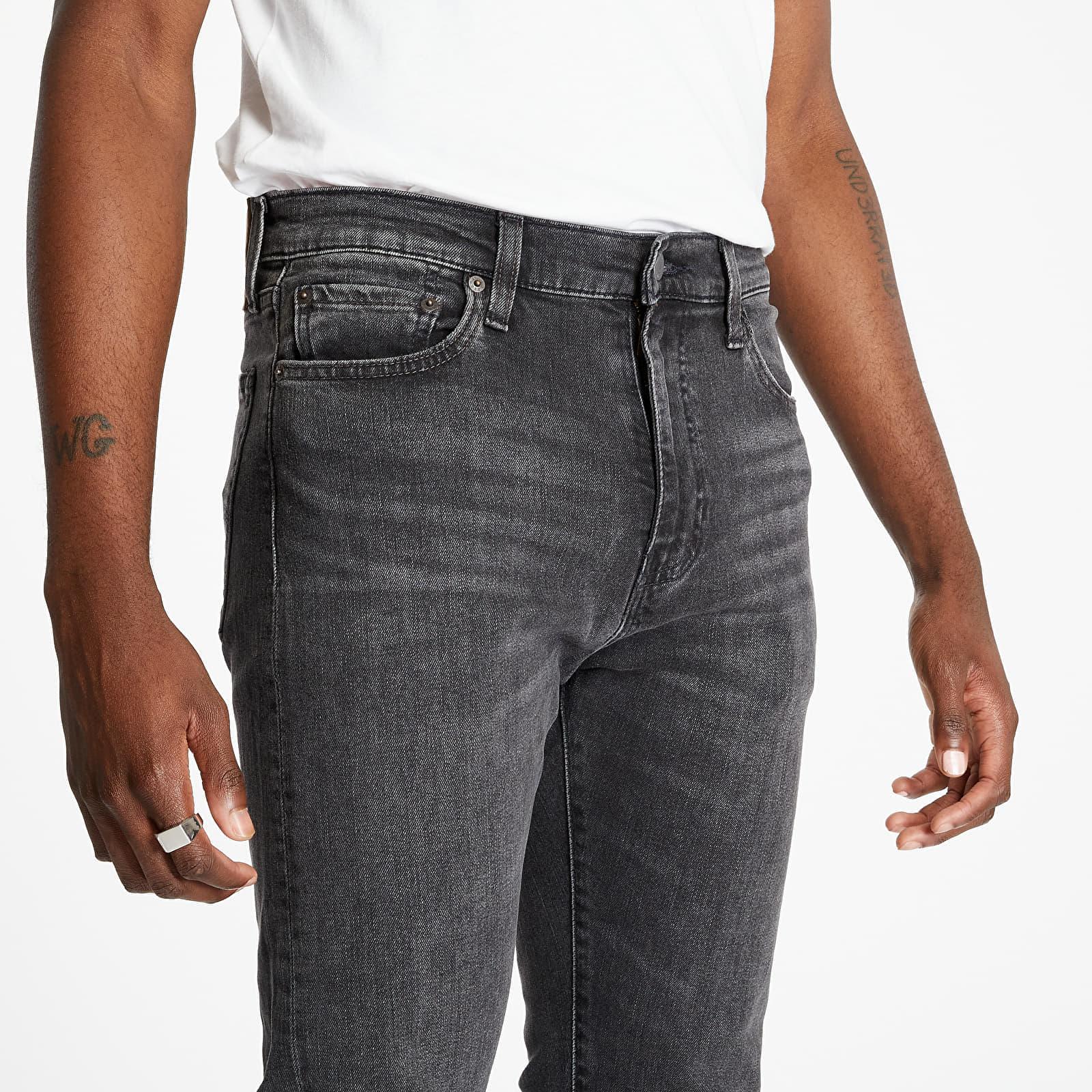 Džínsy a nohavice Levi's® 510 Skinny Jeans Black