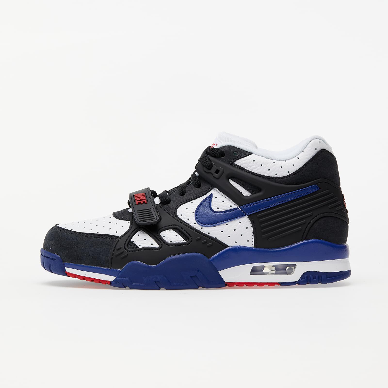 Nike Air Trainer 3 Black/ Deep Royal Blue-White EUR 46