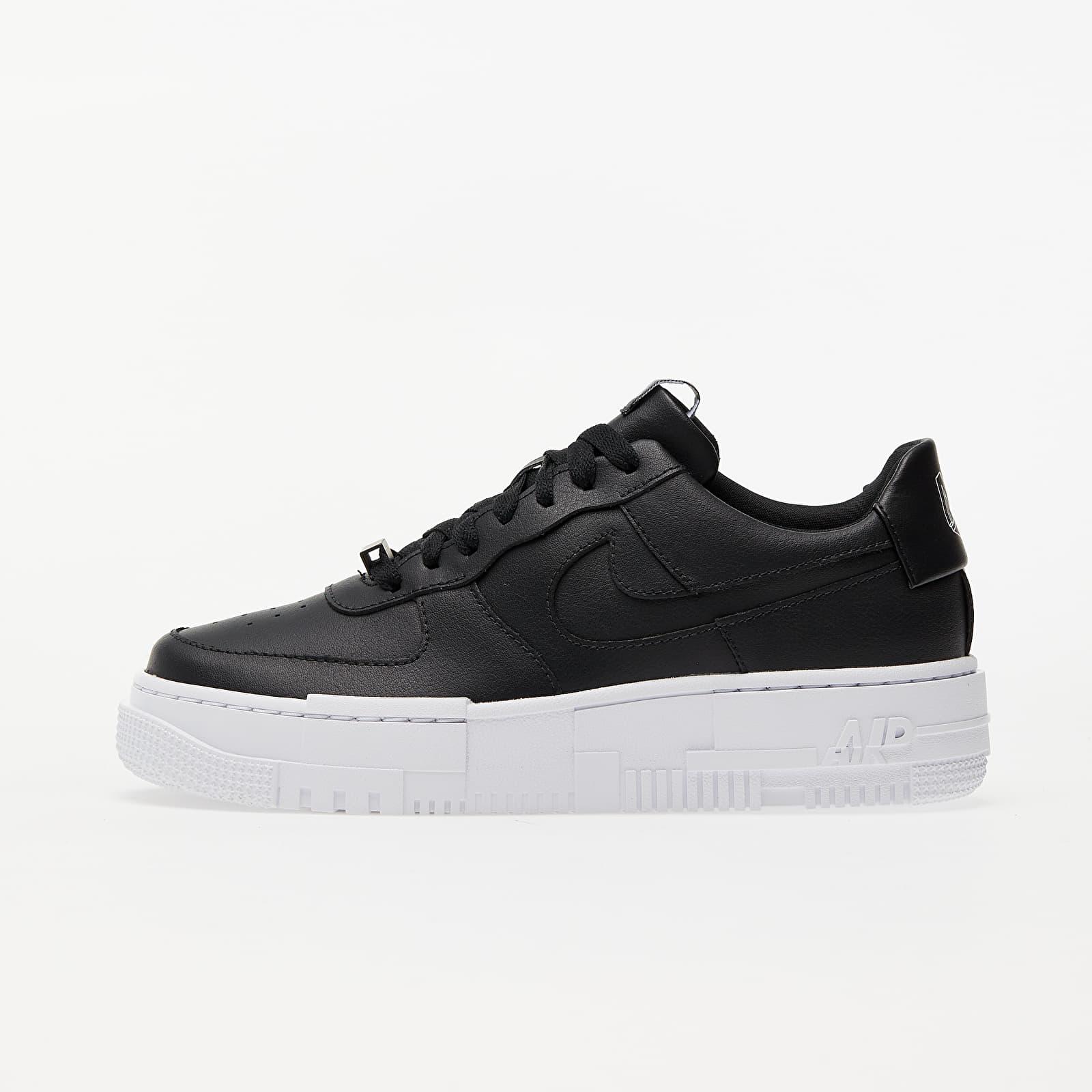 Ženske tenisice Nike W Air Force 1 Pixel Black/ Black-White-Black
