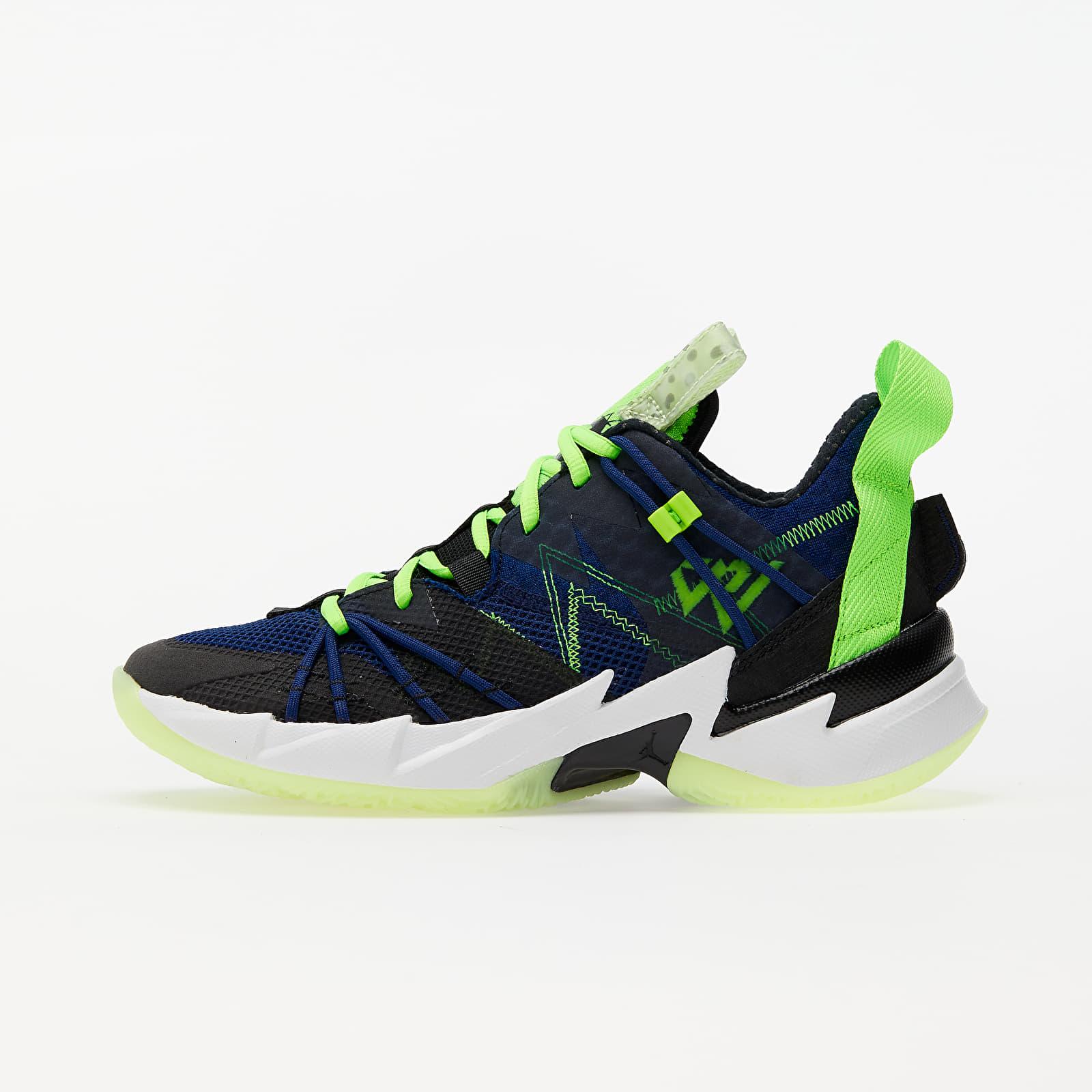 Jordan Why Not Zer0.3 SE Black/ Key Lime-Blue Void-Summit White EUR 44