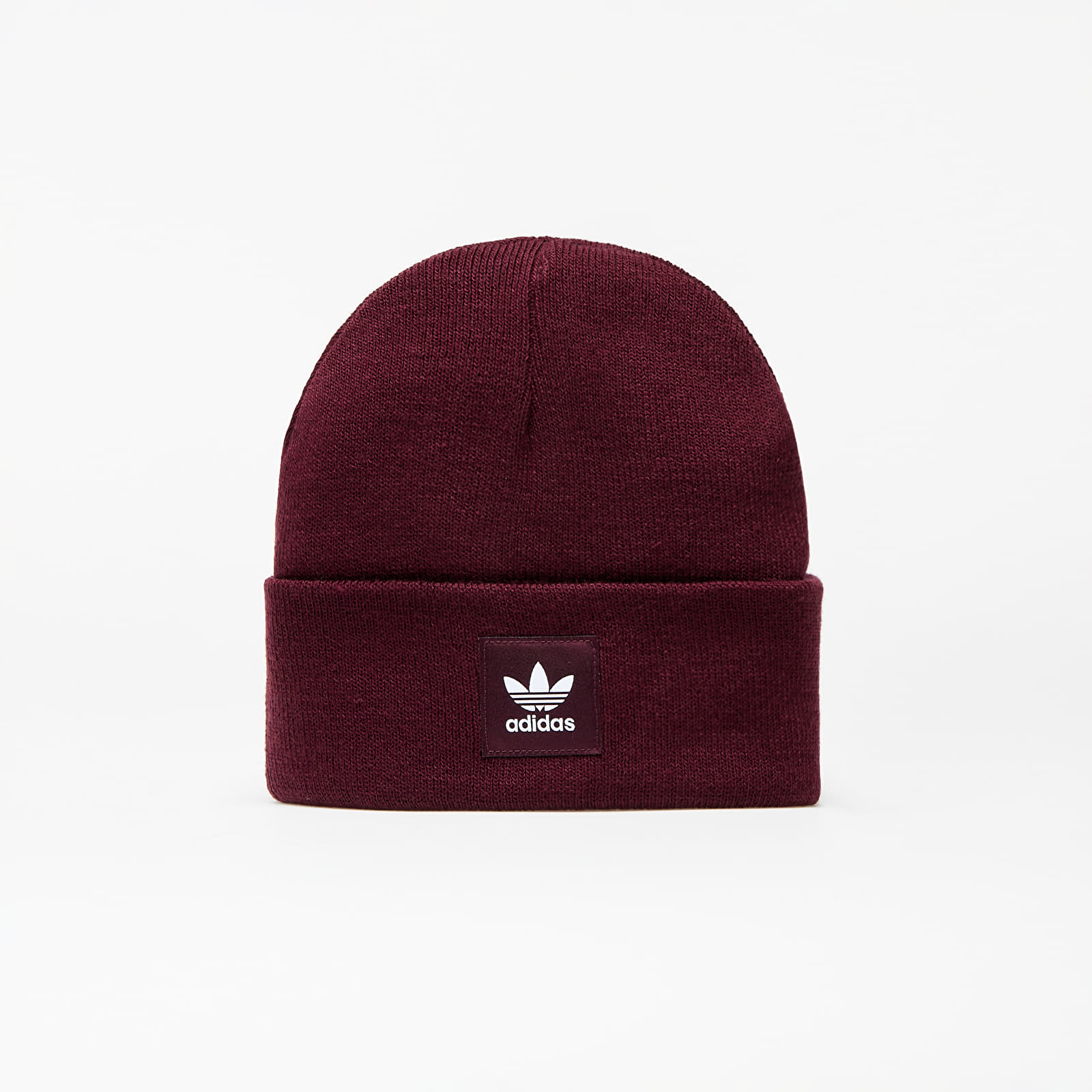 Hats adidas Adicolor Cuff Knit Maroon/ White