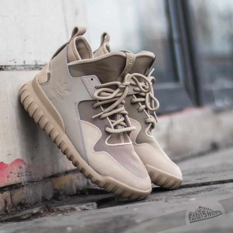 Men's shoes adidas Tubular X Hemp/ Hemp