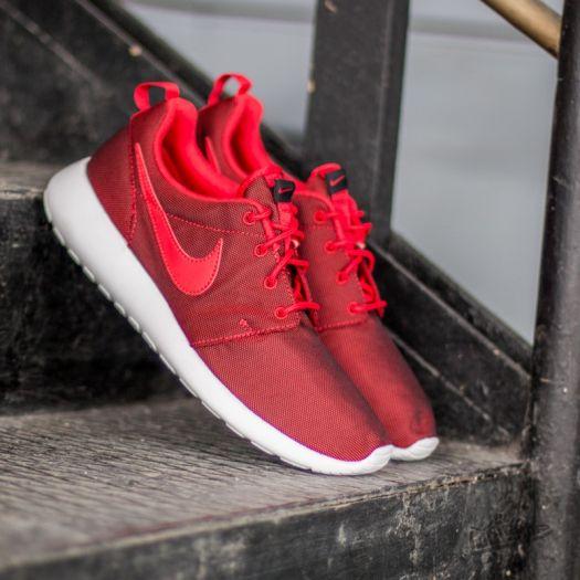 finest selection f3fcc 2d19b Nike Roshe One Premium University Red/University Red-Black | Footshop