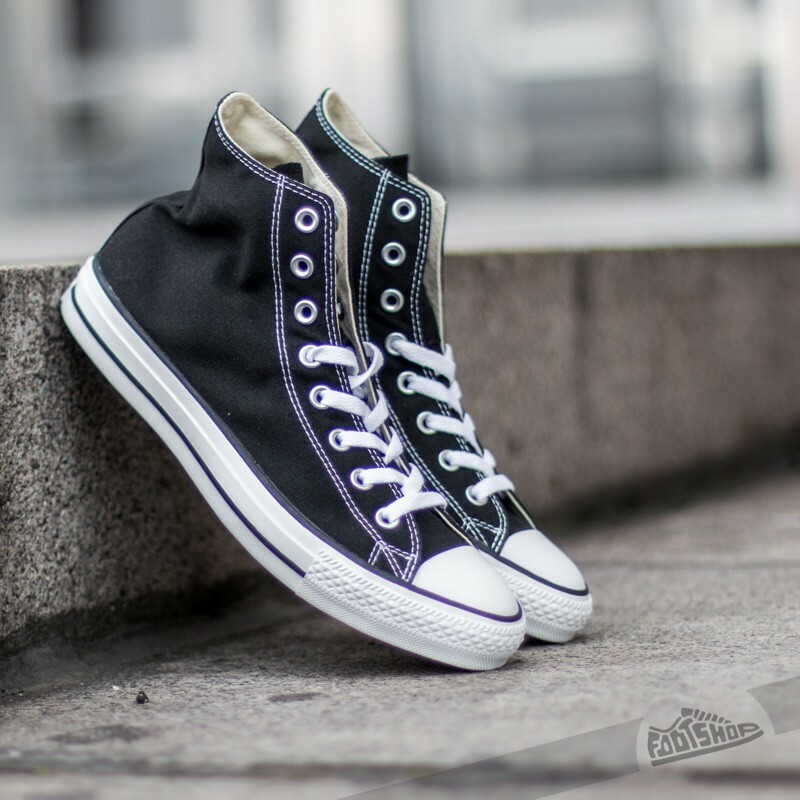 Converse All Star Hi Black EUR 46.5