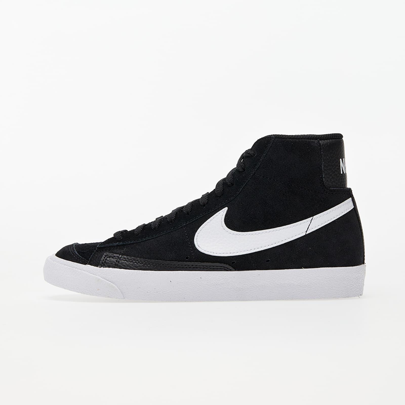 Nike Wmns Blazer Mid '77 Black/ White EUR 36.5