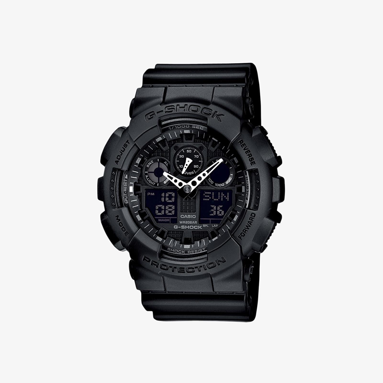 Casio GA-100-1A1ER Black Universal